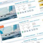 Czarter jachtów w Chorwacji z wyszukiwarką online YACHTIC.com