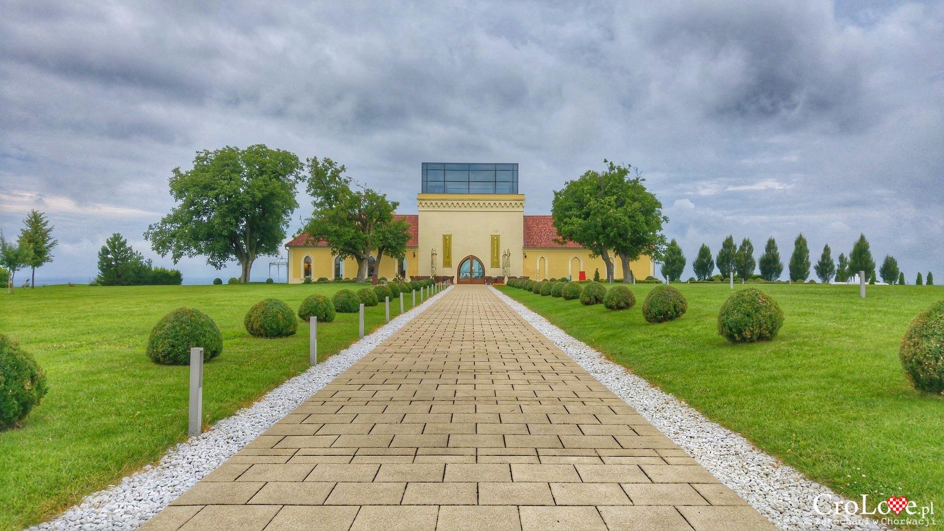 Pałacyk Principovac. Iločki podrumi