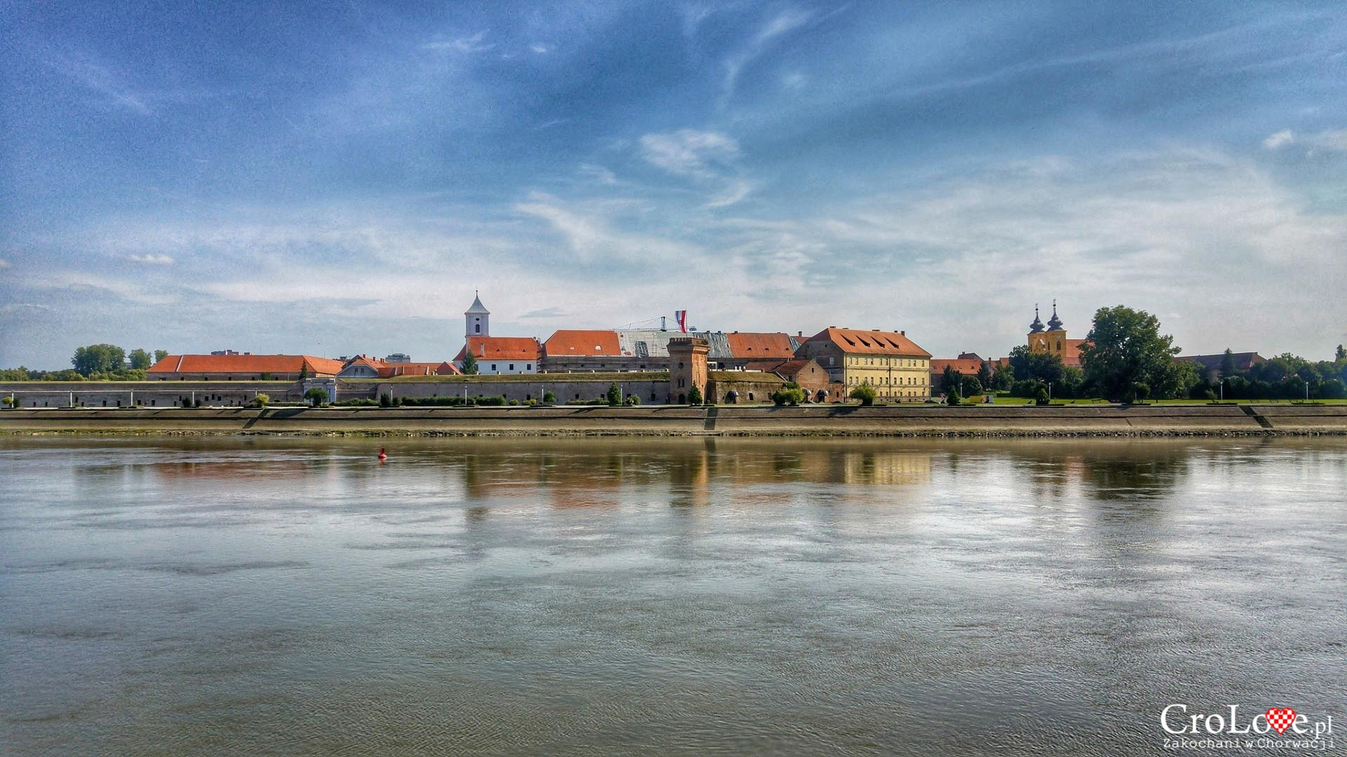 Panorama Osijeku