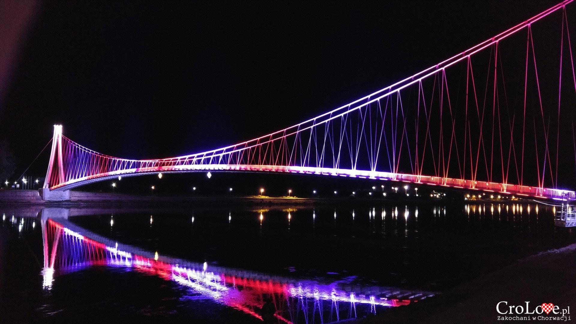 Most w Osijeku