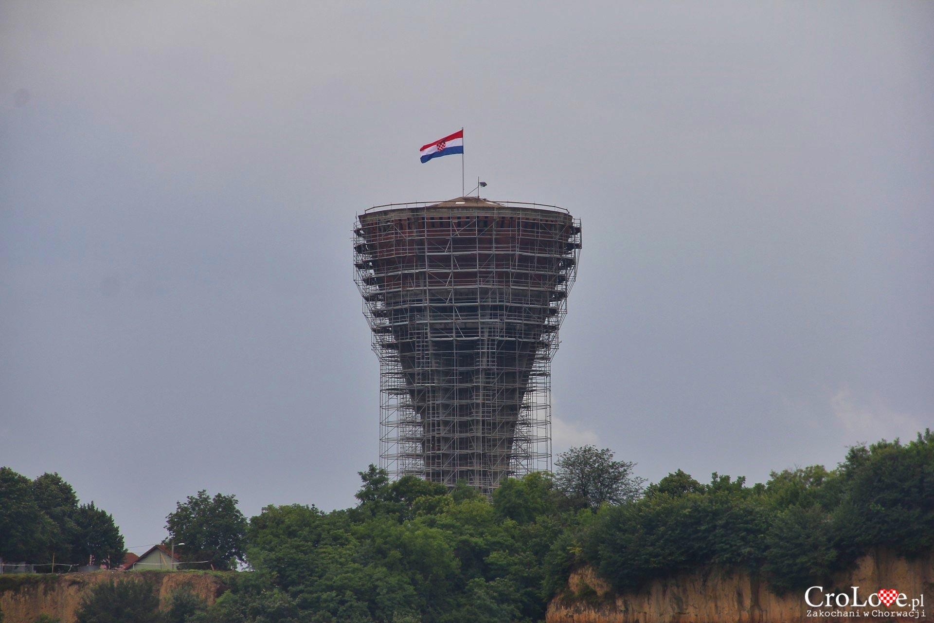 Wieża ciśnień w Vukovarze