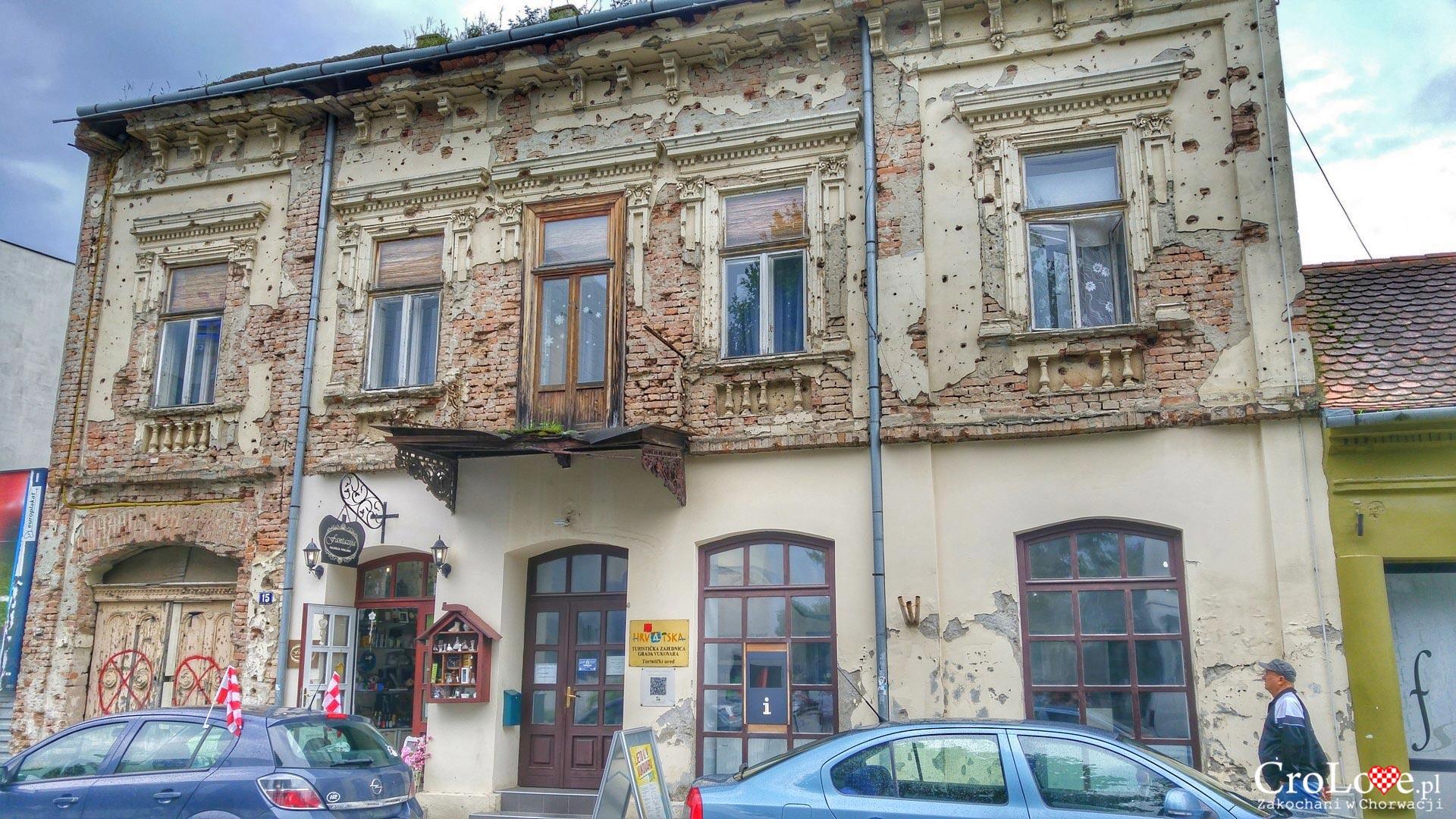Budynek Vukovarskiej Wspólnoty Turystycznej
