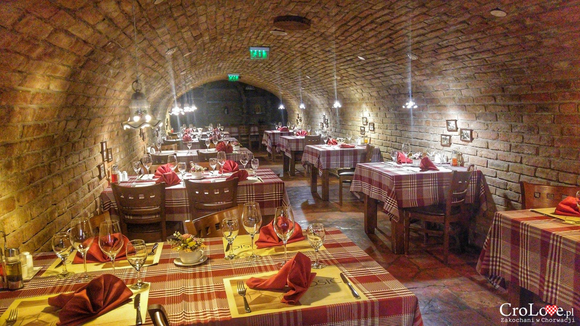Restauracja Josić w Zmajevacu