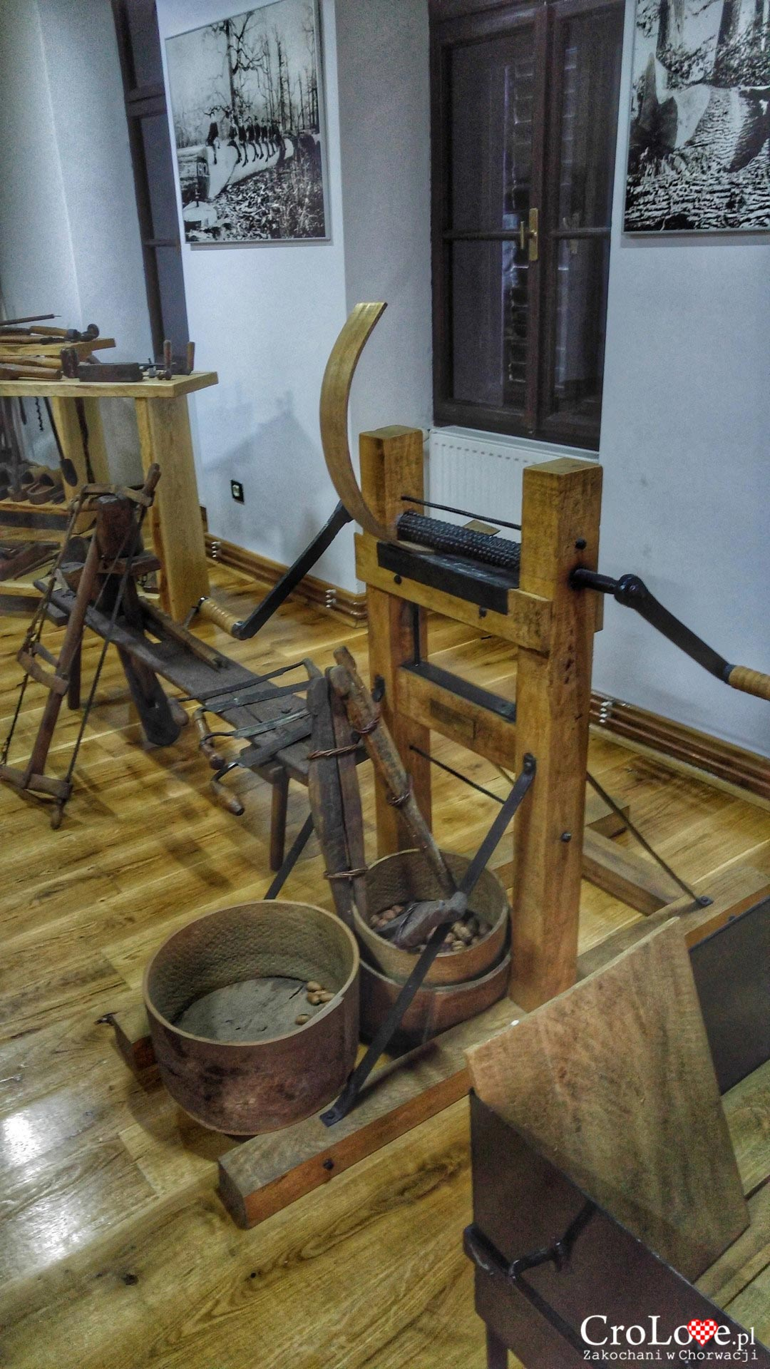 Muzeum leśnictwa, Bošnjaci