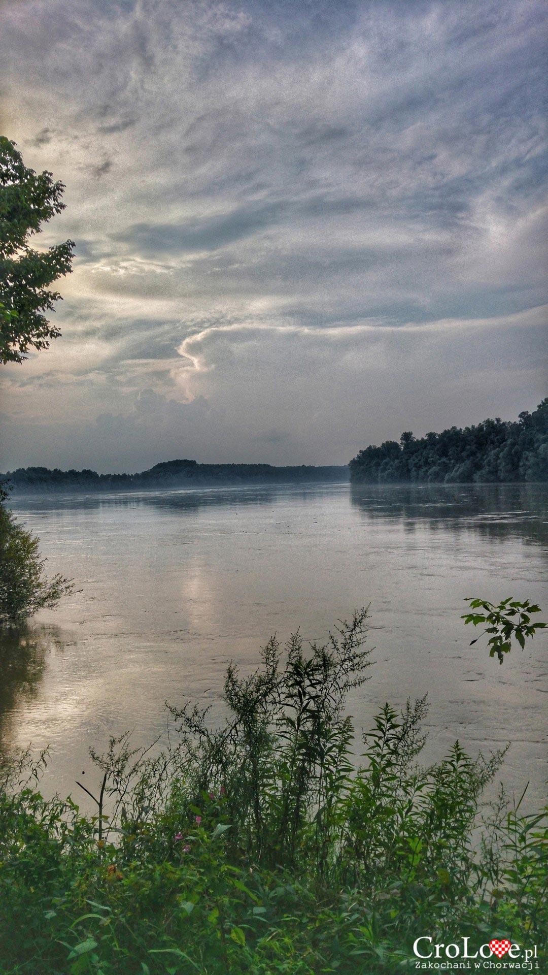 Rzeka Drawa
