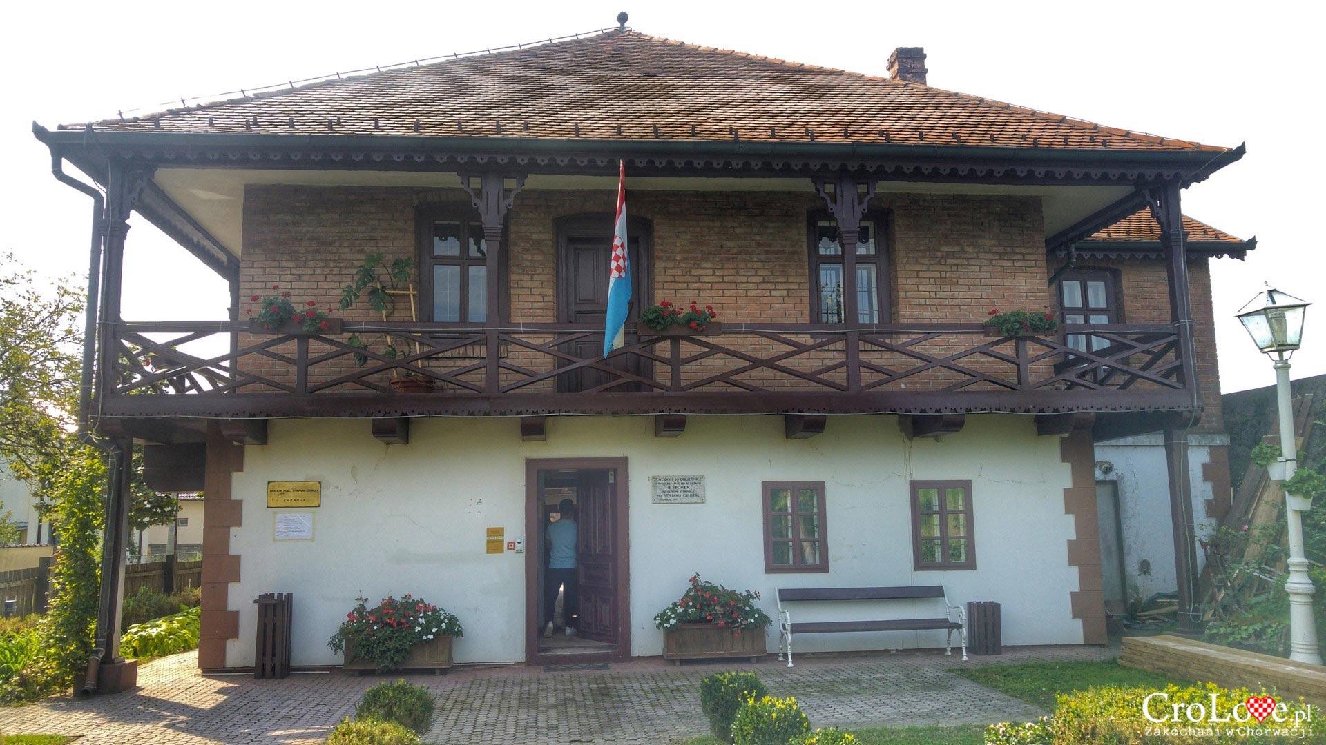 Lokalne muzeum Stjepana Grubera, Županja
