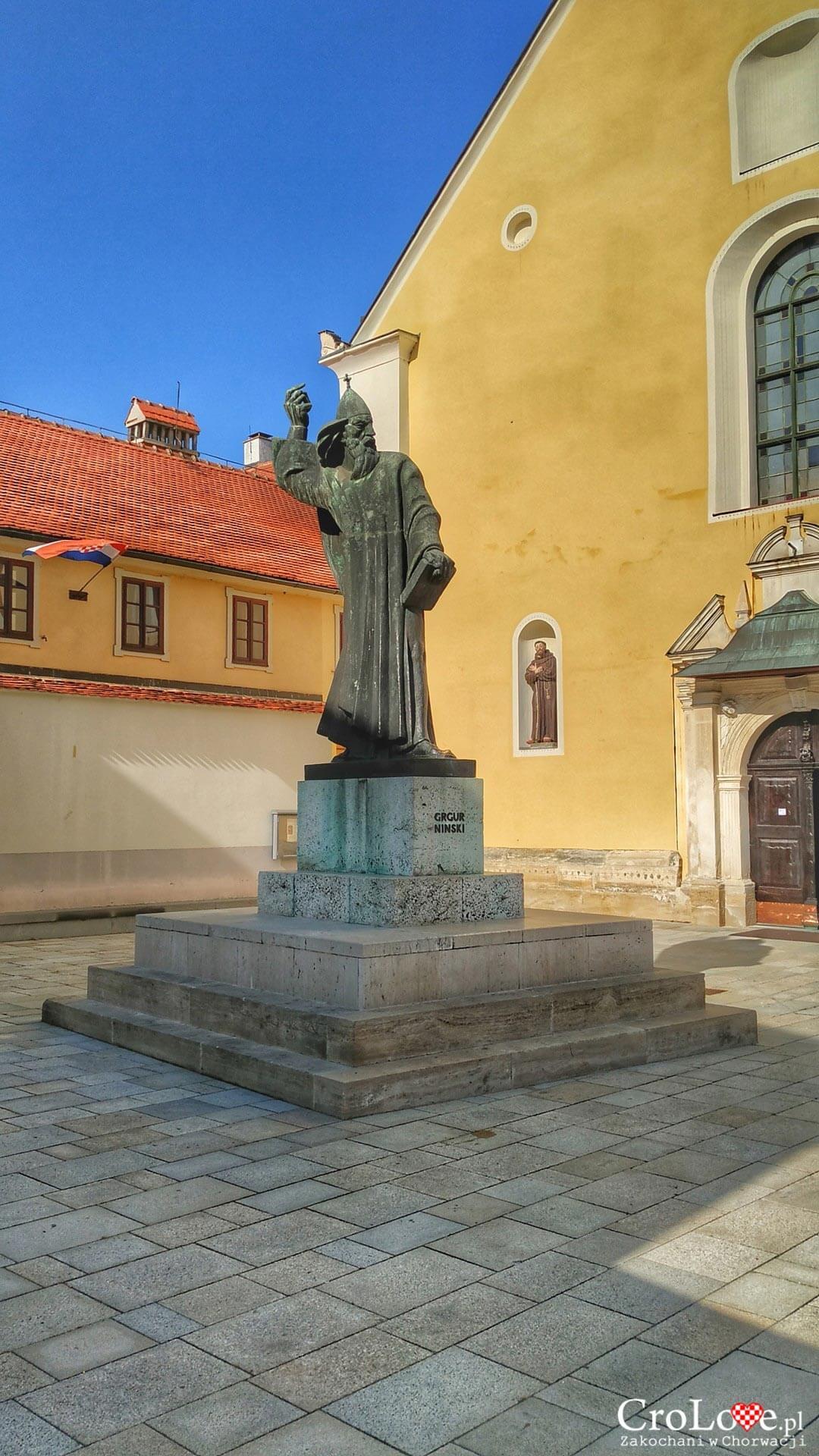 Grgur Ninski w Varaždinie