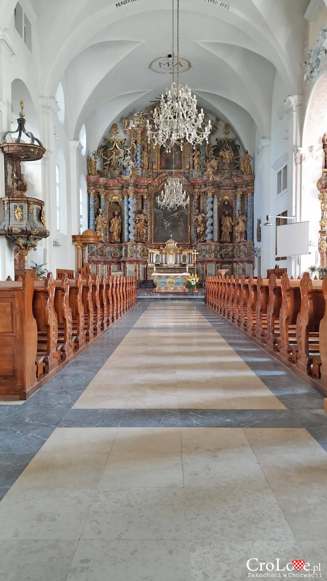 Katedra Wniebowzięcia Najświętszej Marii Panny w Varaždinie