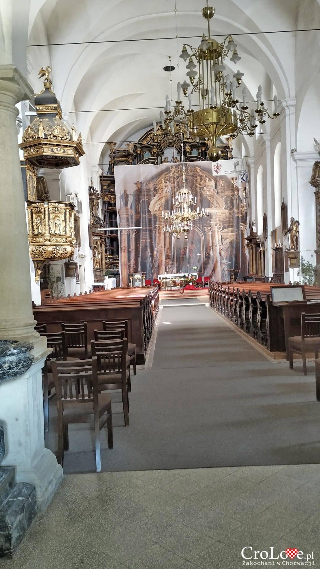 Kościół Jana Chrzciciela w Varaždinie