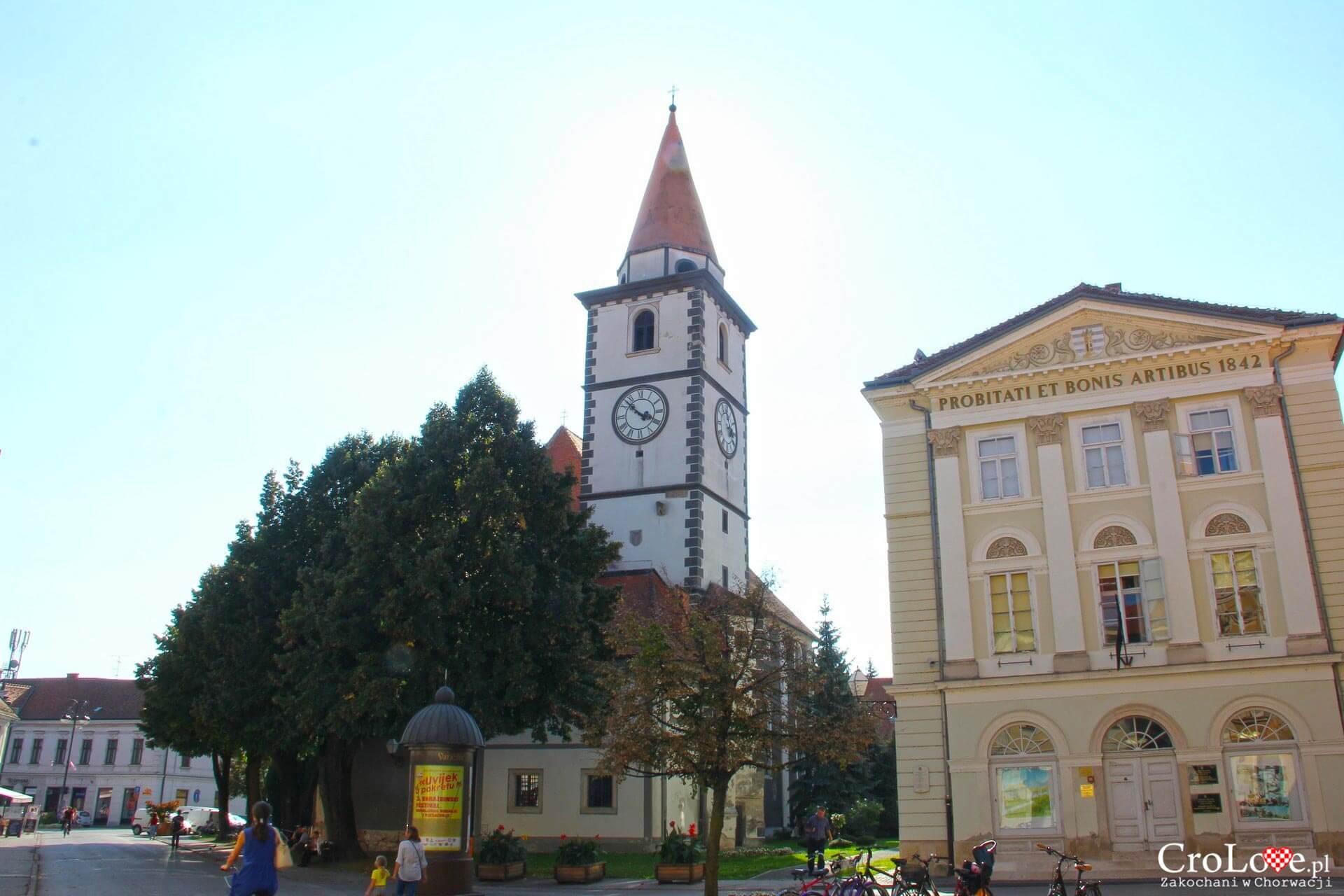 Kościół św. Mikołaja w Varaždinie