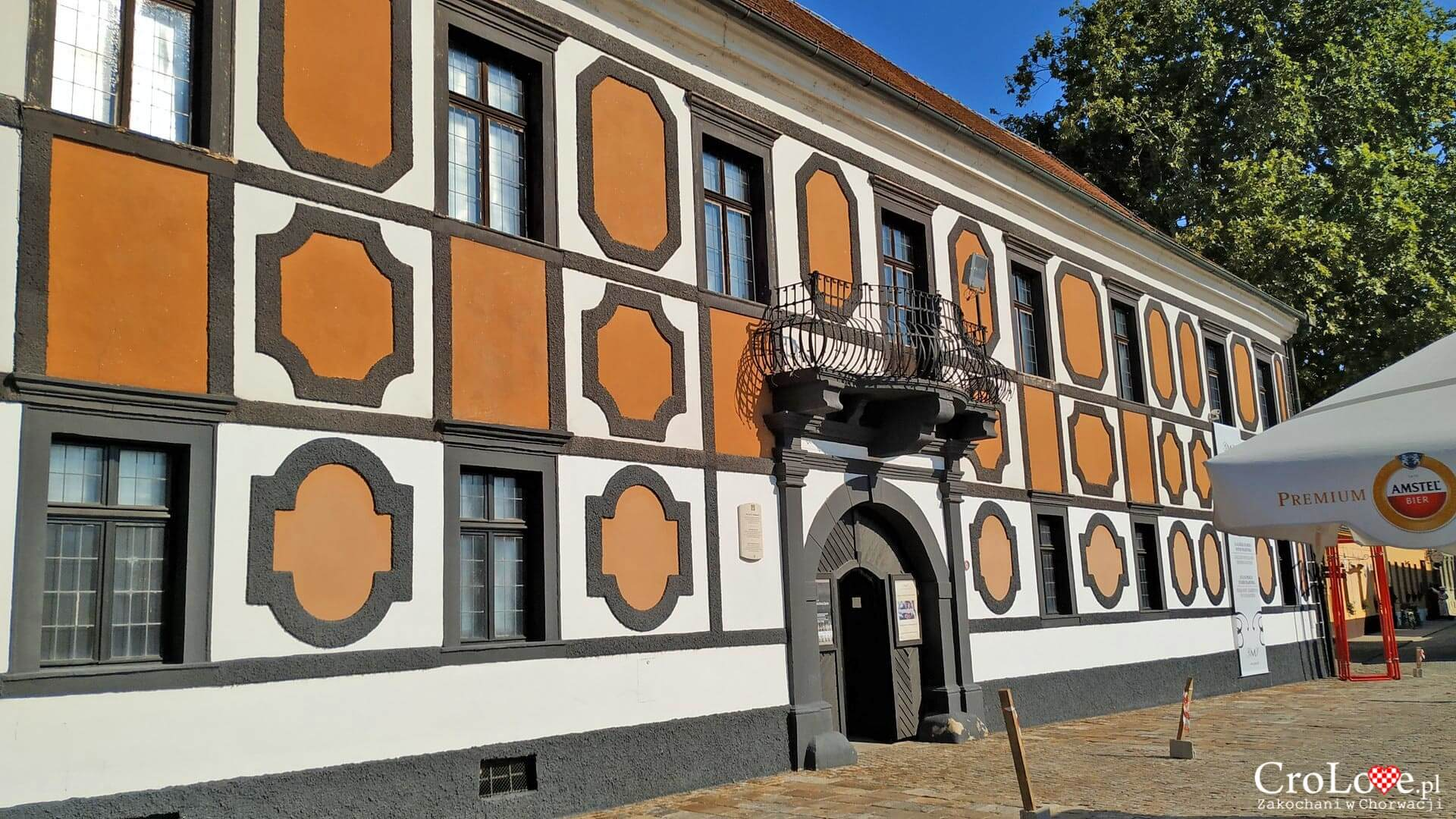 Pałac Sermage w Varaždinie