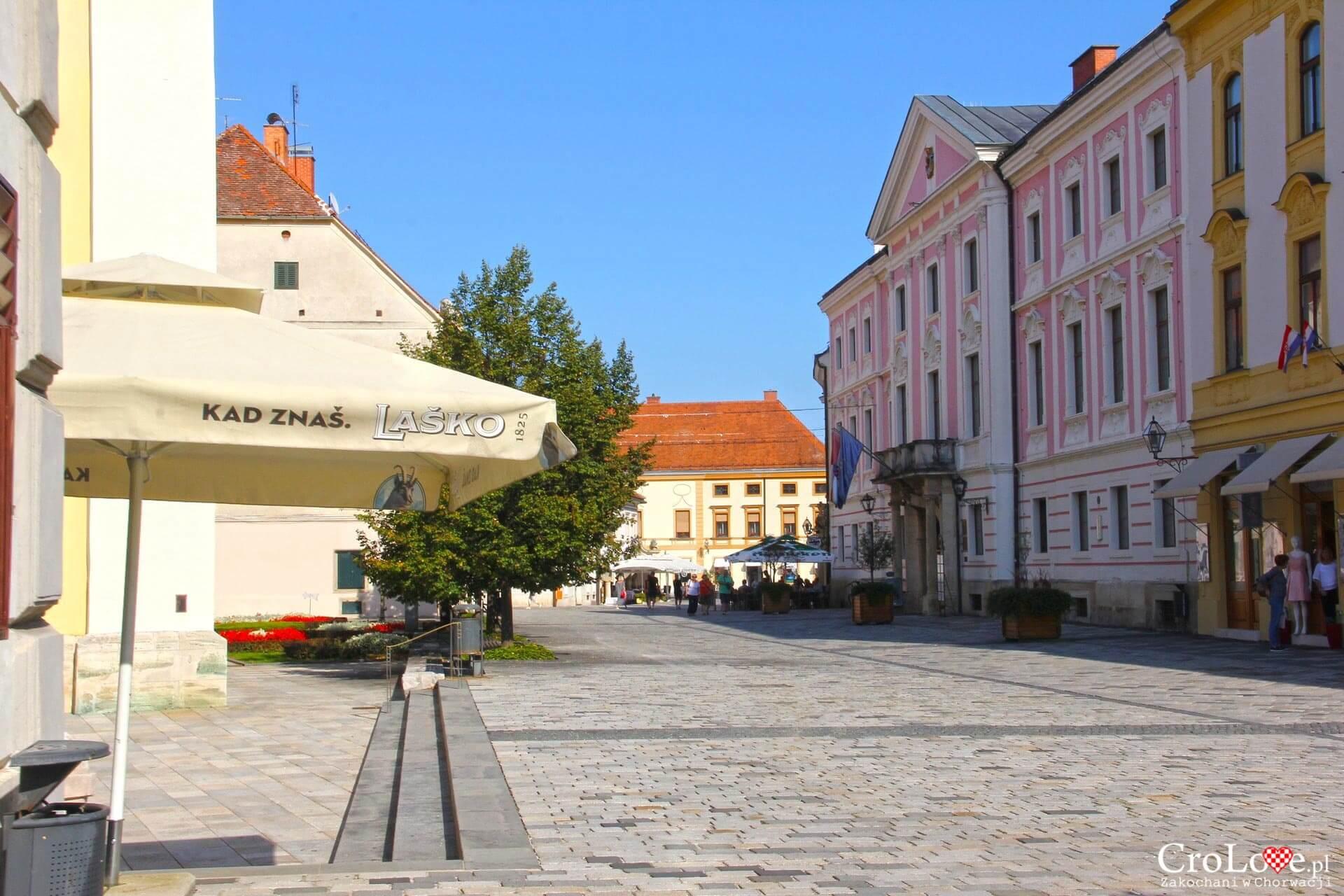 Pałac Varaždinske županije w Varaždinie