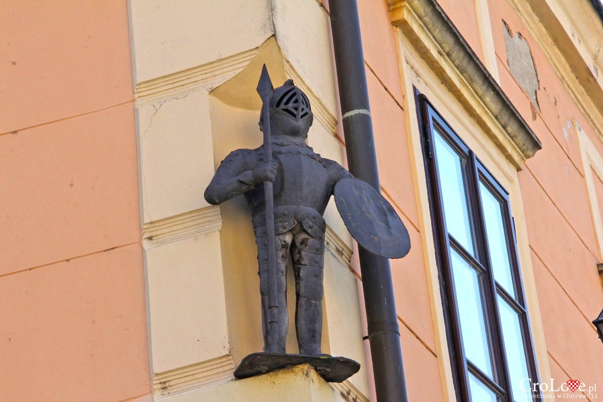Rycerz w Varaždinie