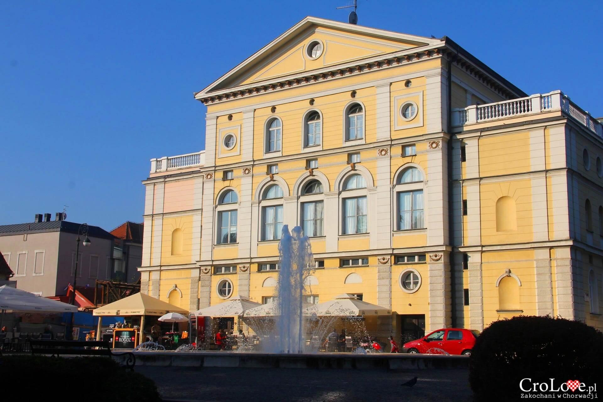 Teatr Narodowy w Varaždinie