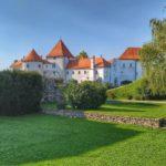 Varaždin – dawna stolica Chorwacji