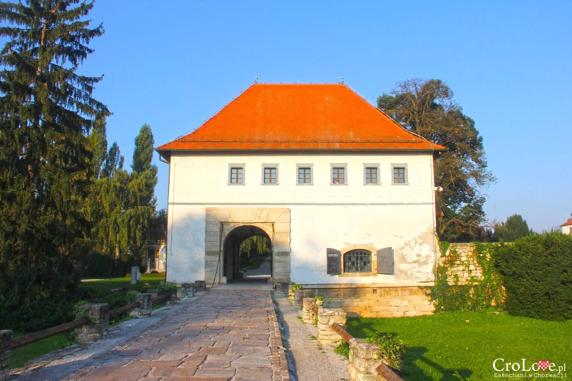 Twierdza Stari Grad w Varaždinie