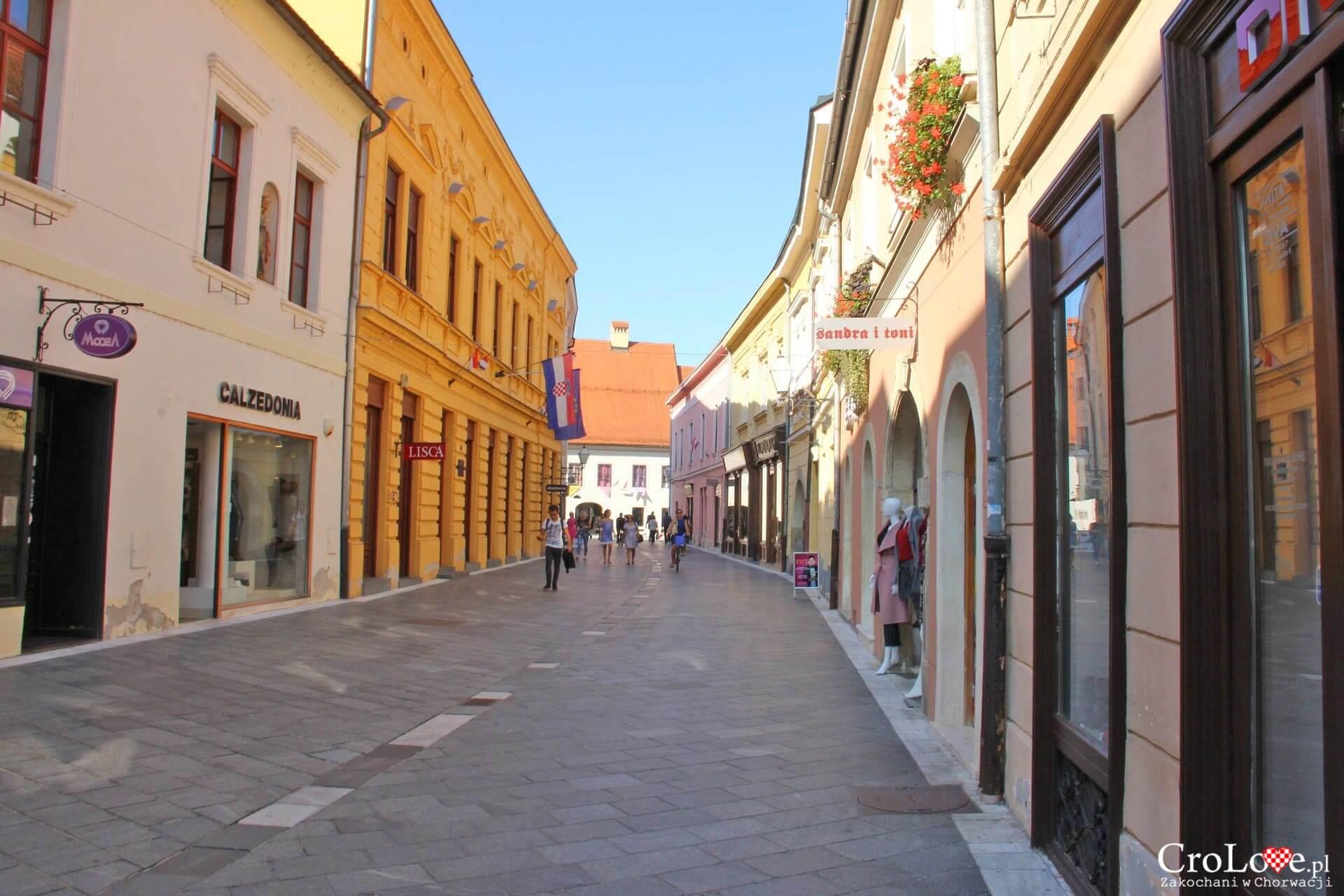 Ulice Varaždina
