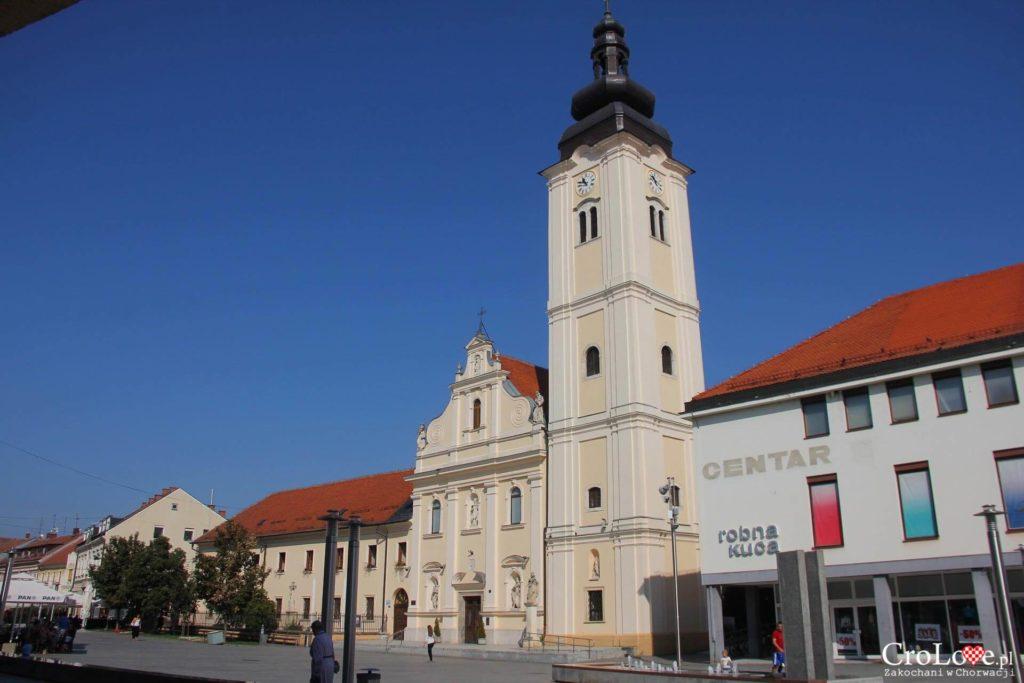 Kościół św. Mikołaja w Čakovcu