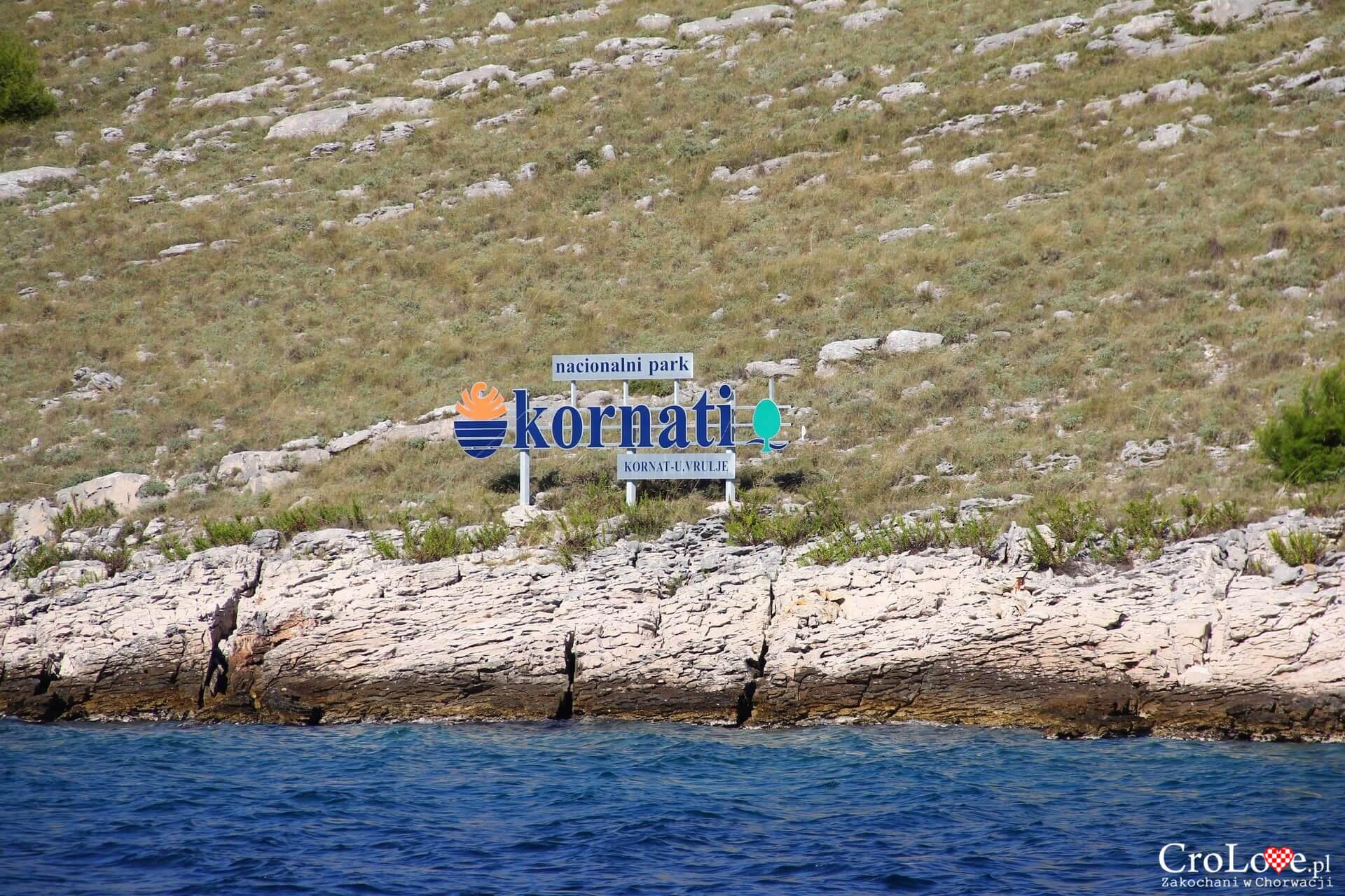 Vrulje - Park Narodowy Kornati