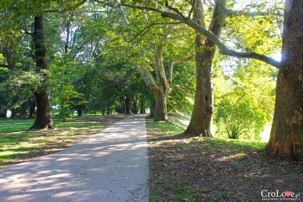 Park w Čakovcu