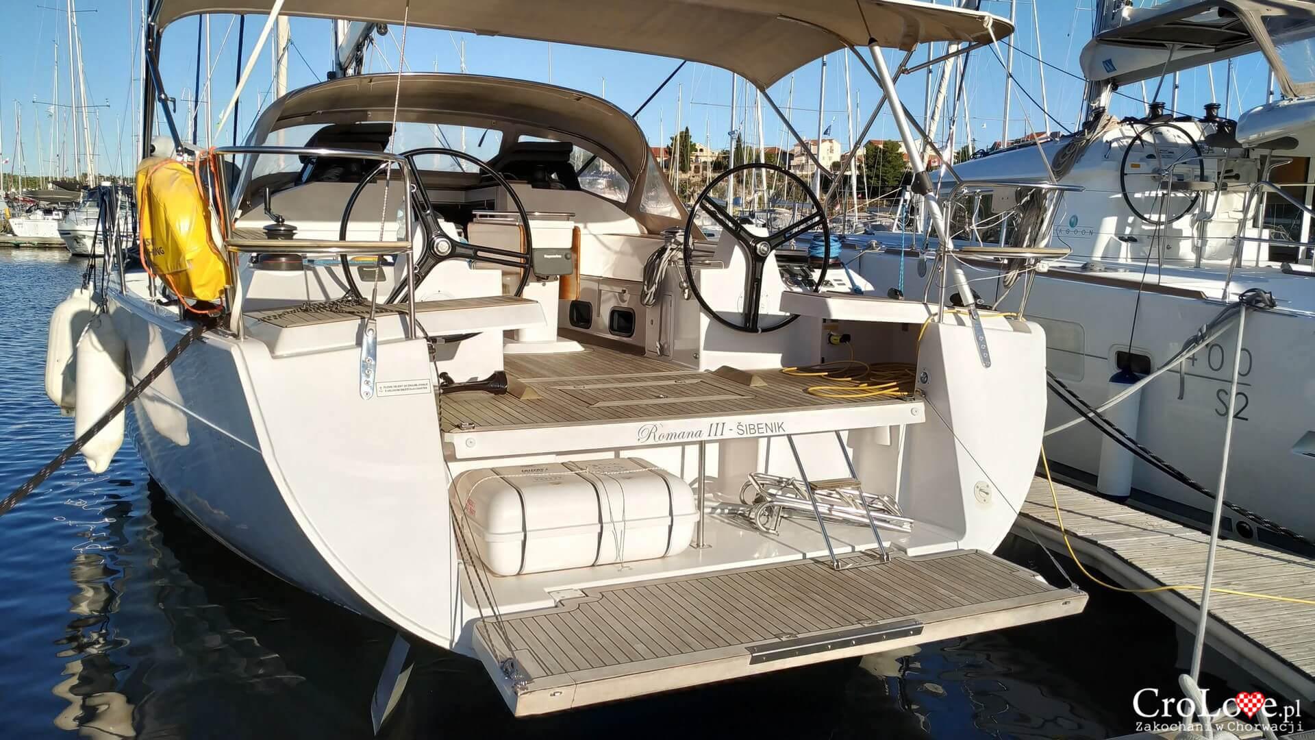 Nasz jacht - Elan 494 Impression ROMANA III