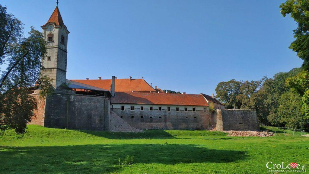 Zamek Zrinskich w Čakovcu
