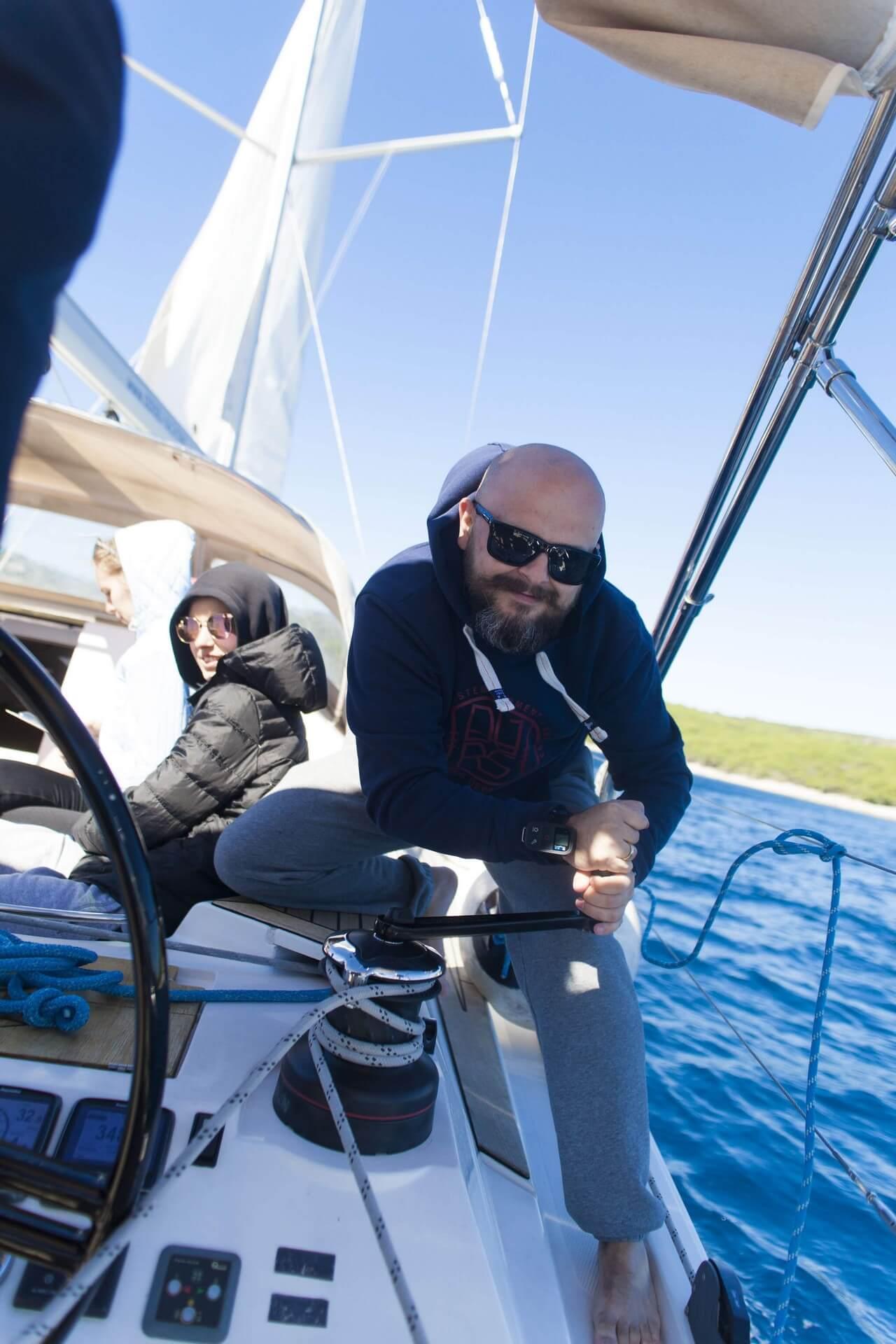 Ambasadorzy YACHTIC fot. Grzegorz z YACHTIC.com