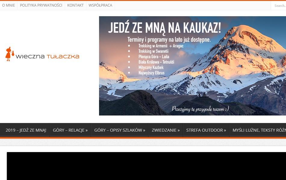 Blog wiecznatulaczka.pl