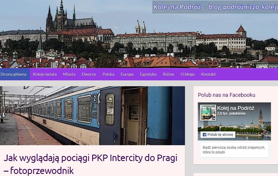 Blog kolejnapodroz.pl