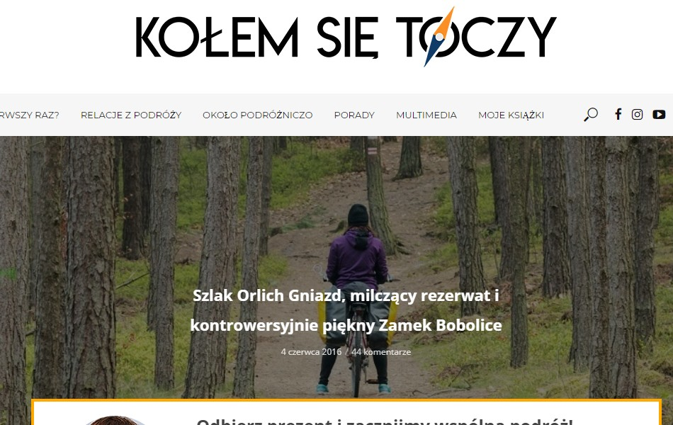 Blog kolemsietoczy.pl