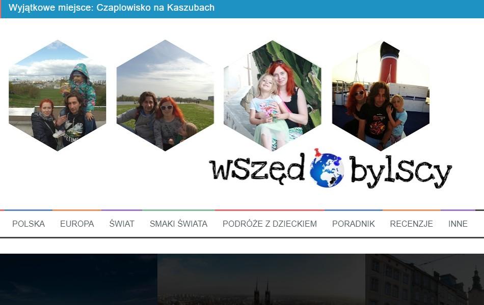 Blog wszedobylscy.com