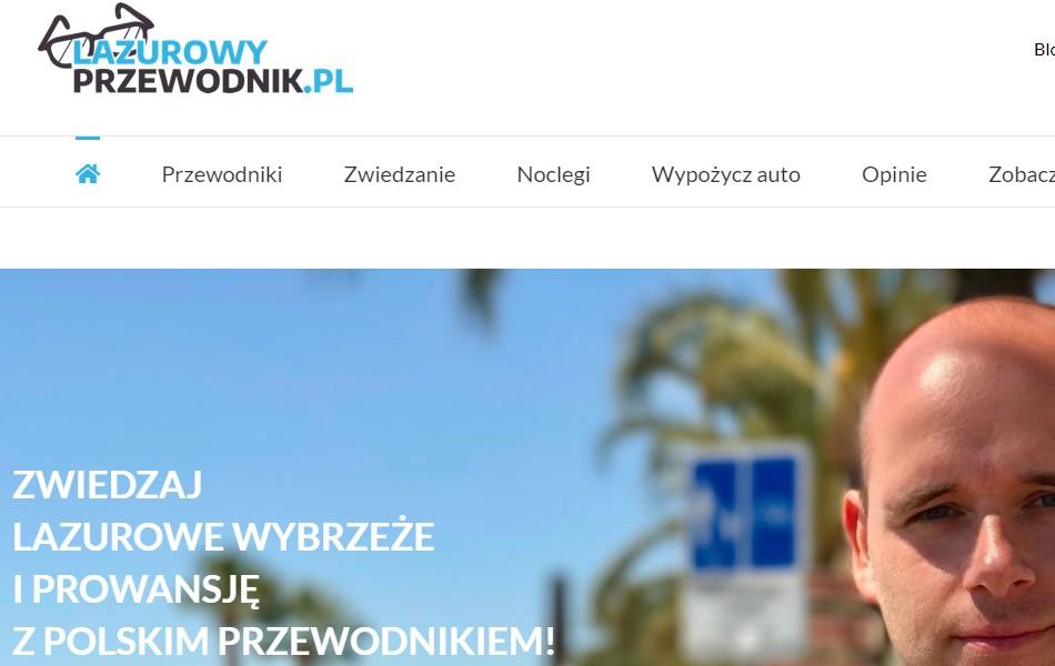 Blog lazurowyprzewodnik.pl