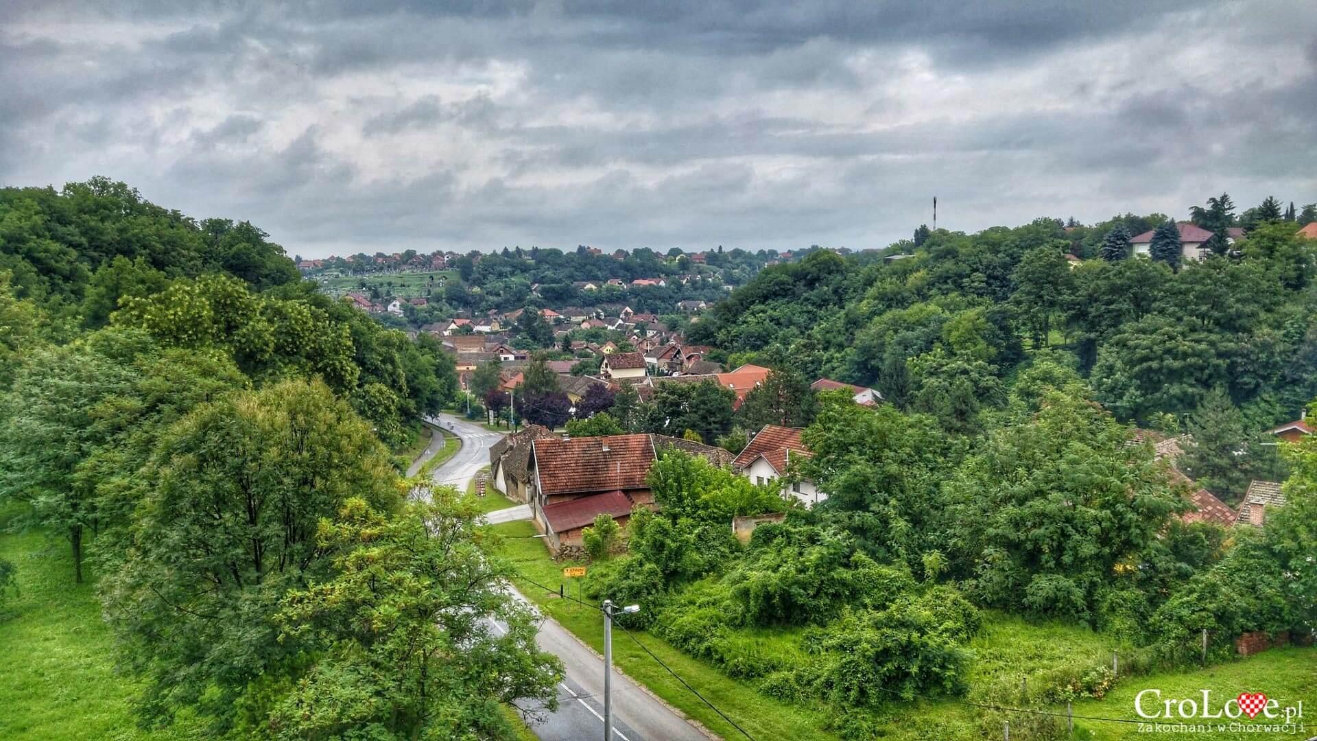 Ilok, region Srijem w Chorwacji