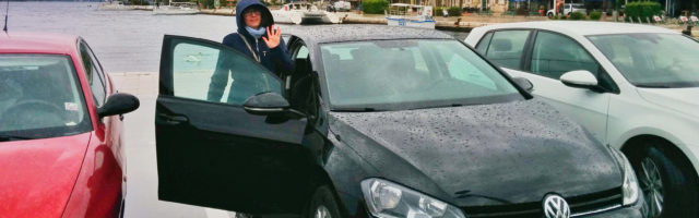 Wynajem samochodu w Chorwacji