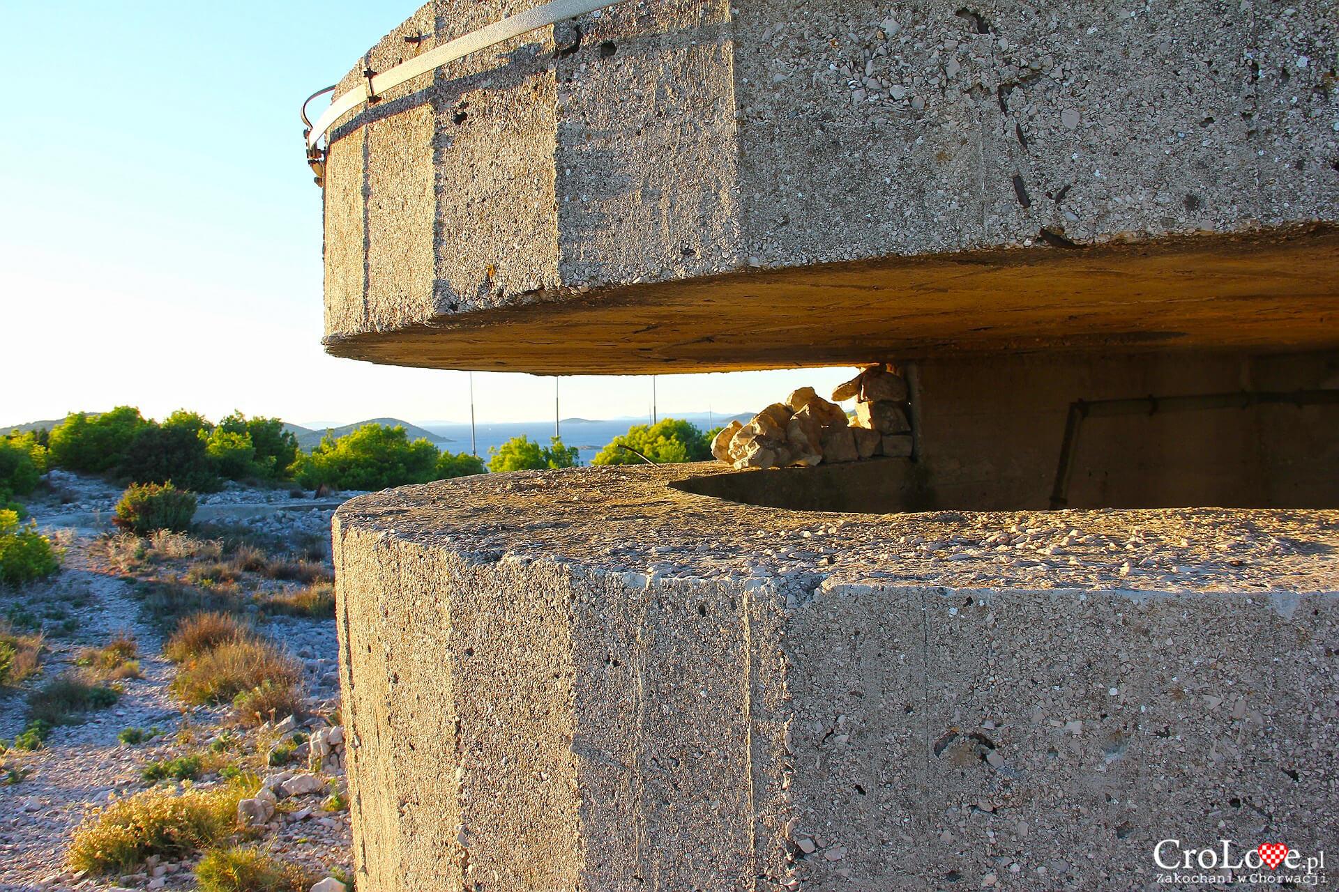 Baza wojskowa na wyspie Žirje