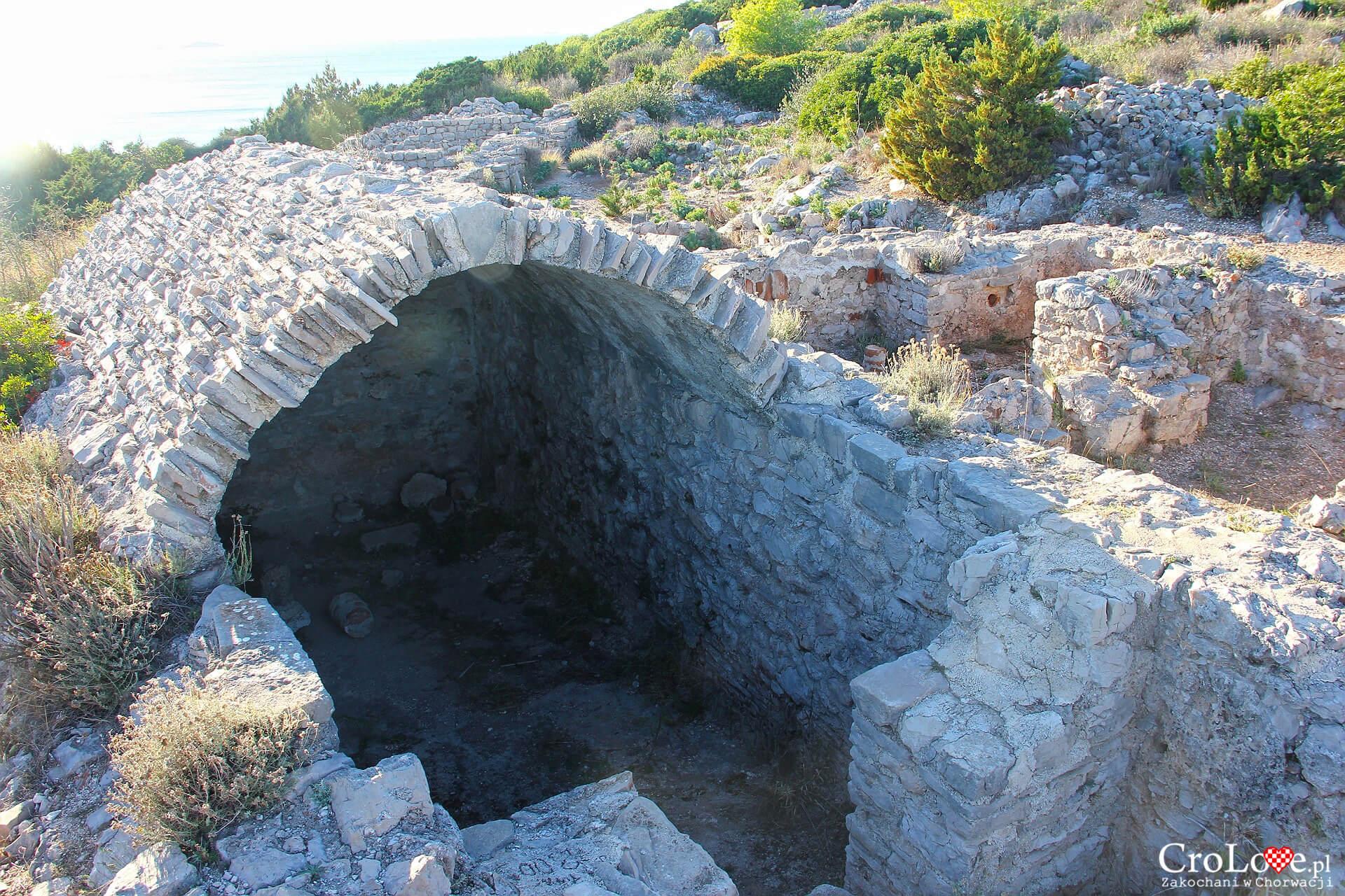 Twierdza Gradina na wyspie Žirje
