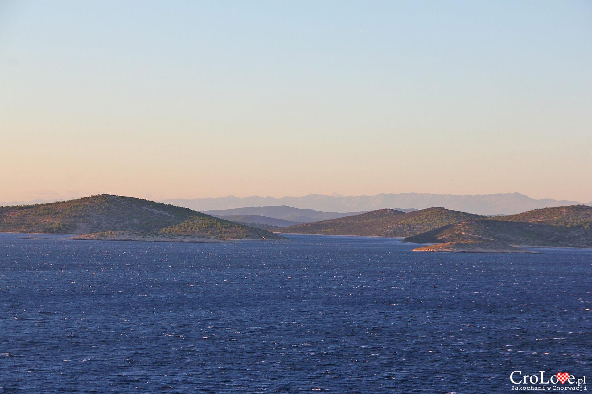 Wyspa Žirje