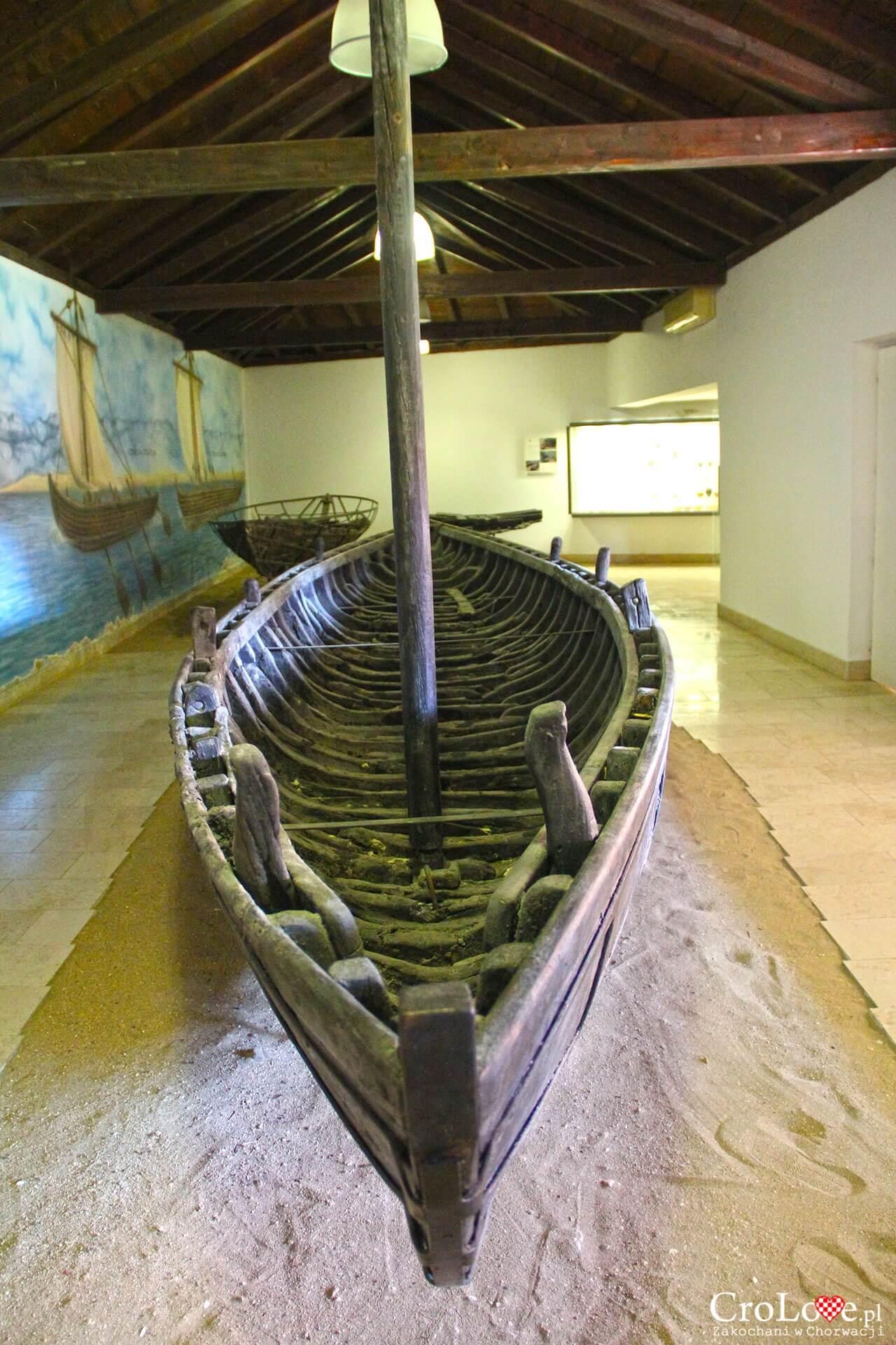 Chorwacka łódź Condura Croatica