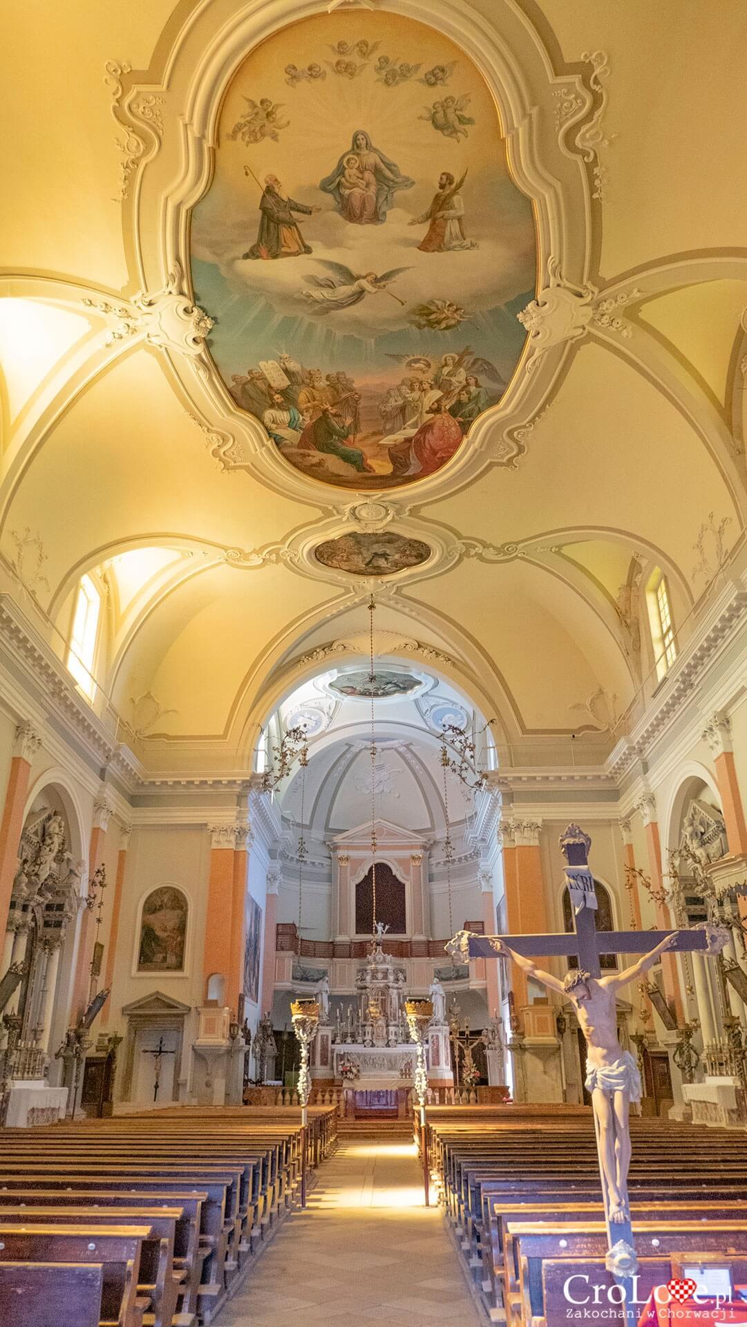 Kościół Zwiastowania Najświętszej Maryi Panny w Veli Lošinj