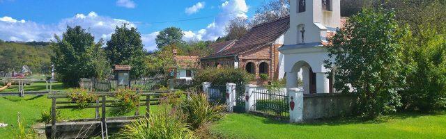 Eco-Etno wioska w Starej Kapeli, Slavonia