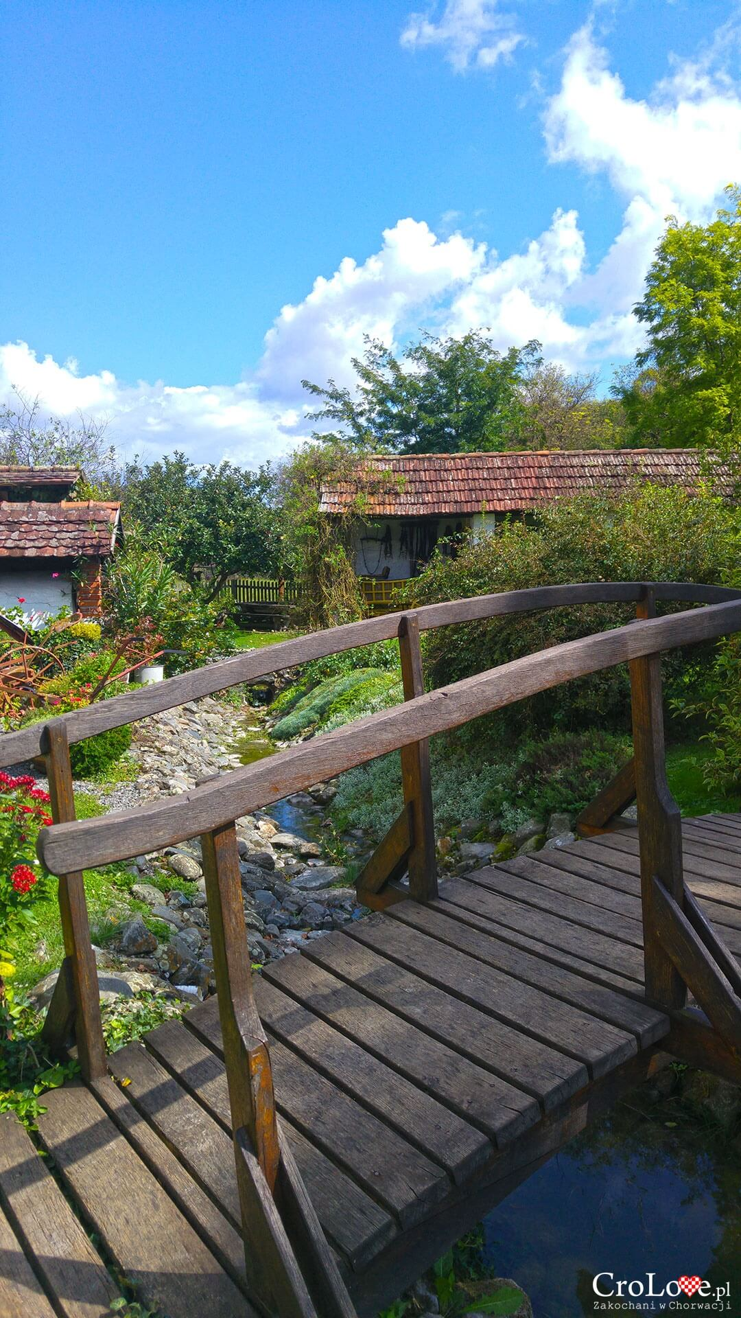 Eko-Etno wioska w Starej Kapeli, Slavonia