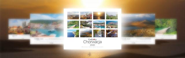 Kalendarz CHORWACJA 2020 CroLove