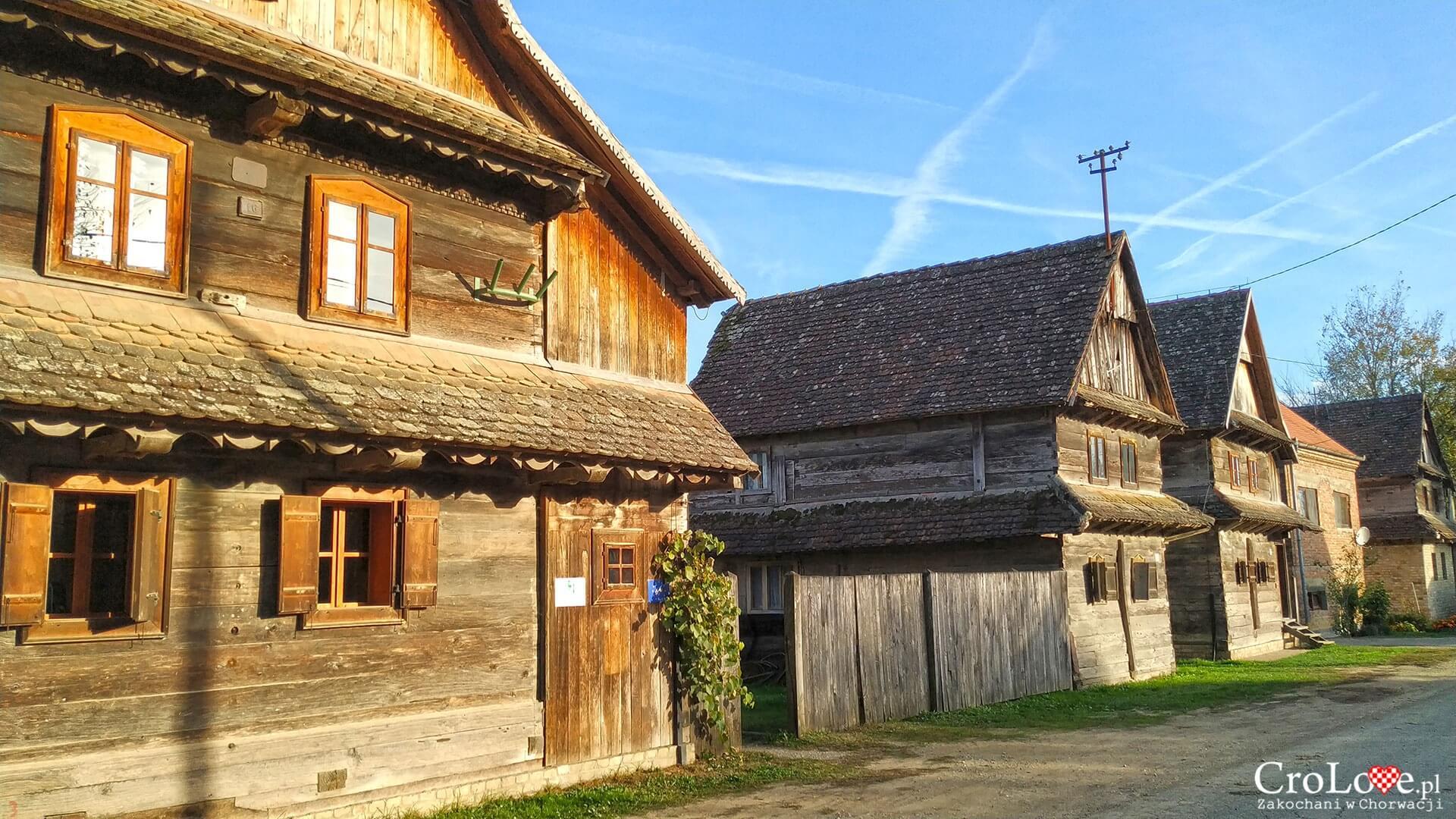 Wieś Krapje - region Sisačko-Moslavački
