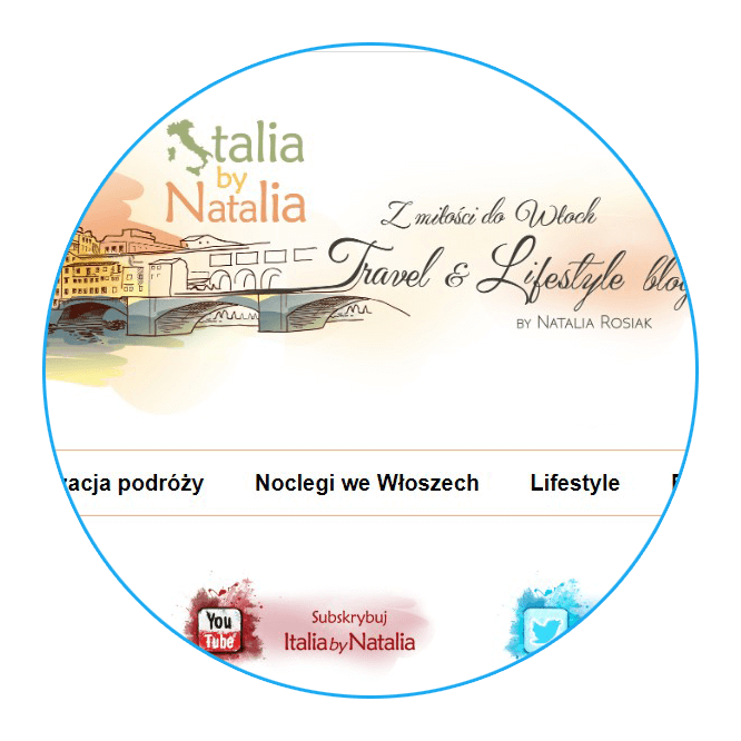 Blog Italia-by-Natalia