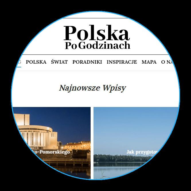 Blog PolskaPoGodzinach