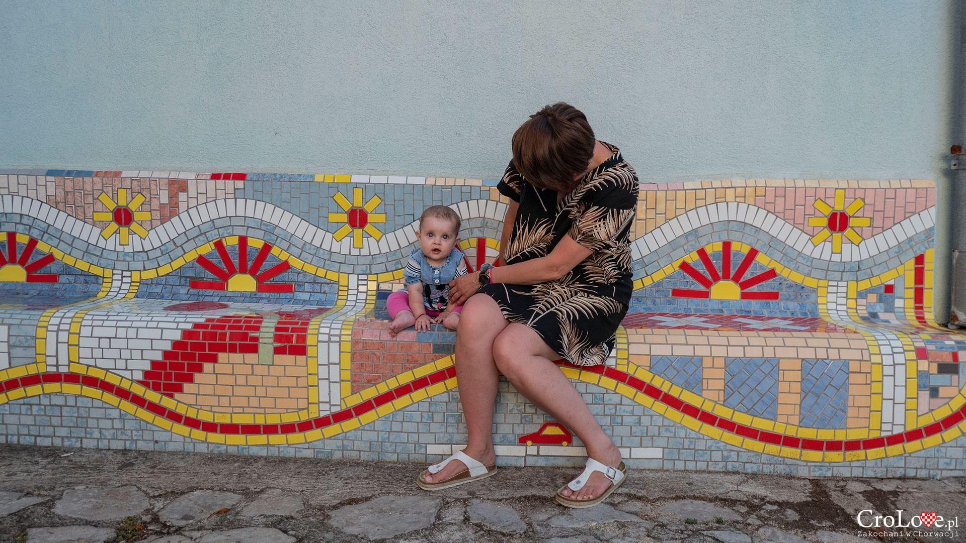 Do Chorwacji z niemowlakiem