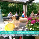 CroLove w Pytanie na Śniadanie o tym jakie kierunek obrać na pierwszy raz w Chorwacji