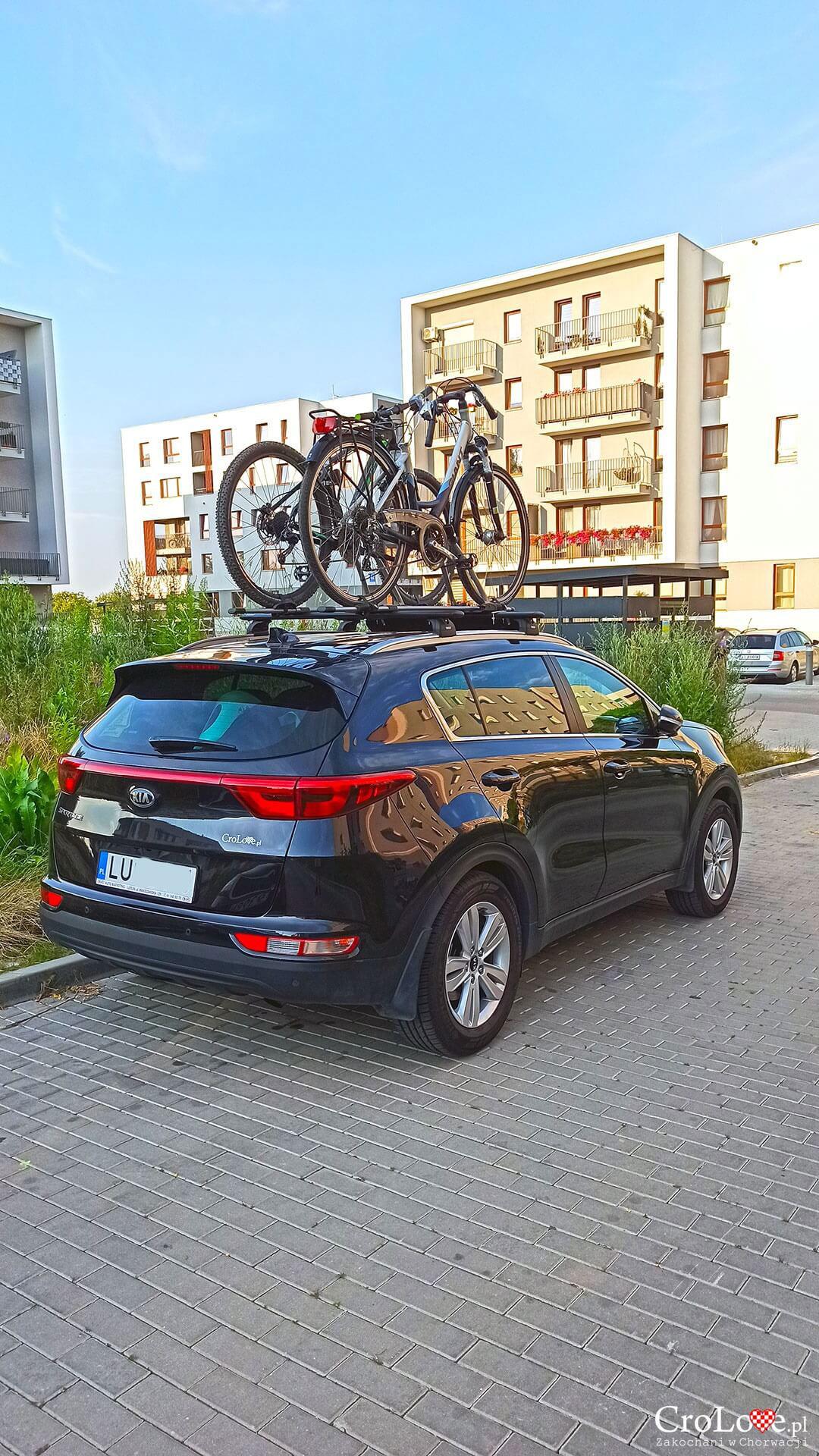 Chorwacja rowerem