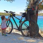 Chorwacja rowerem. Wyspa Murter i Omiš