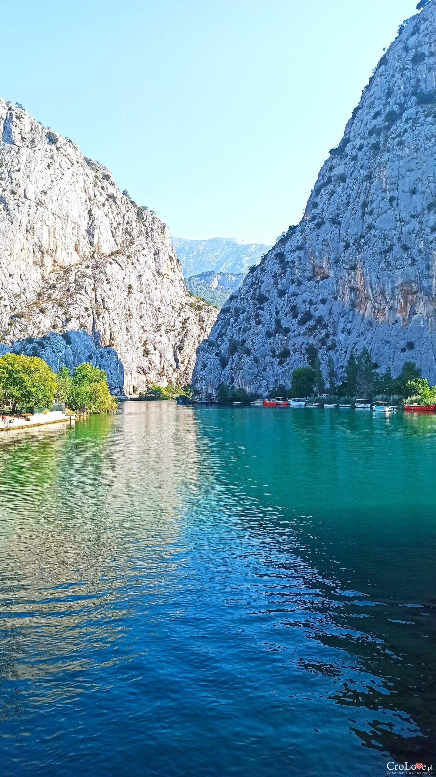 Rowerem po Omišu i okolicy, Chorwacja